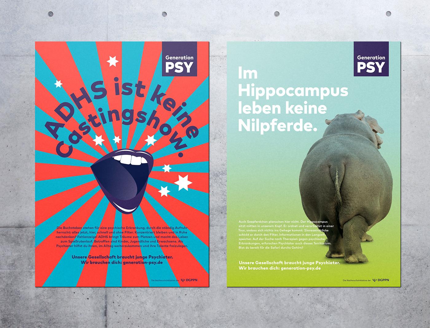 PSY-BETON-adhs-nilpferd-Plakate