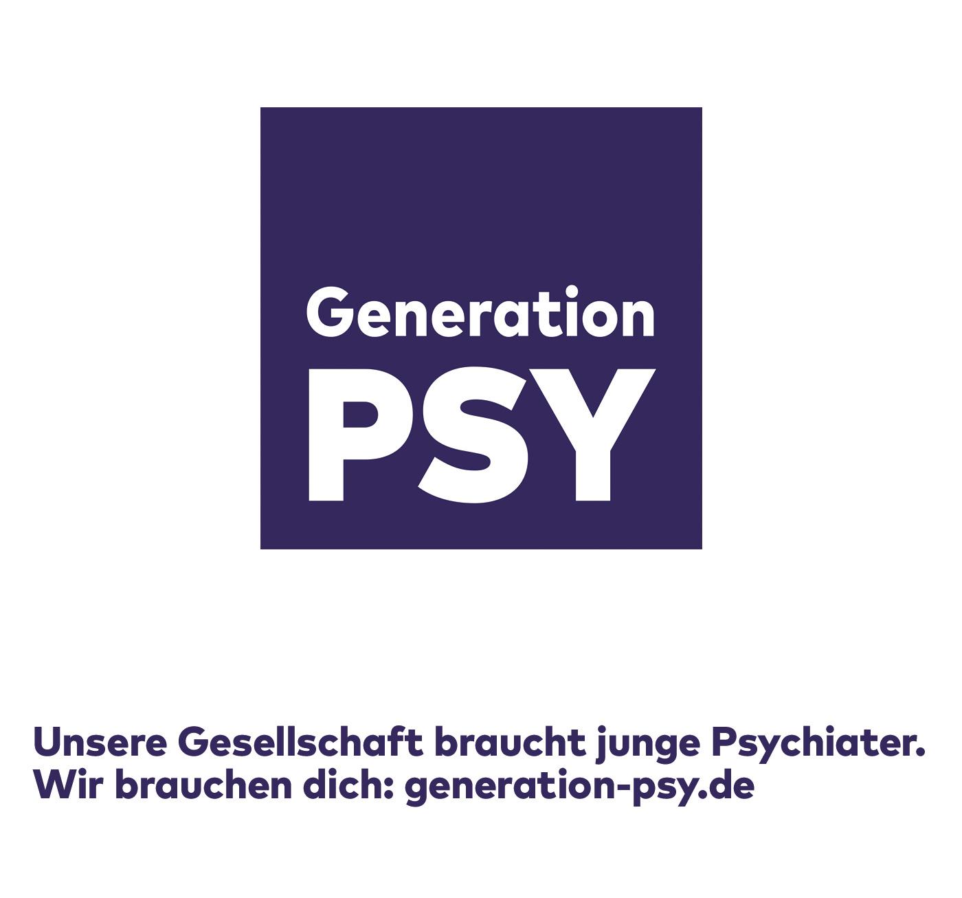 PSY_Claim-und-Logo
